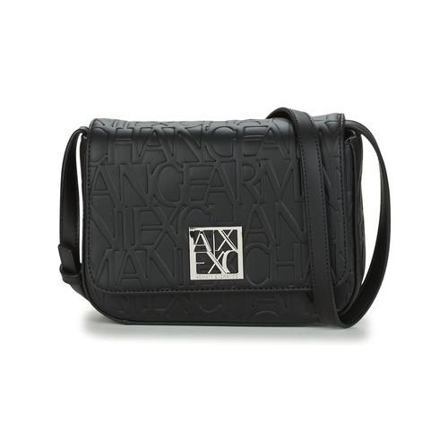 Bags Women Shoulder bags Armani Exchange MAN Black