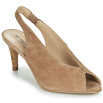 Shoes Women Court shoes JB Martin PIM Beige