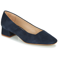 Shoes Women Ballerinas JB Martin CATEL Marine