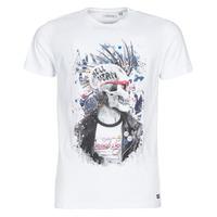material Men short-sleeved t-shirts Deeluxe ENFIELDON White