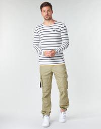 material Men Cargo trousers  Deeluxe TROPERY Kaki