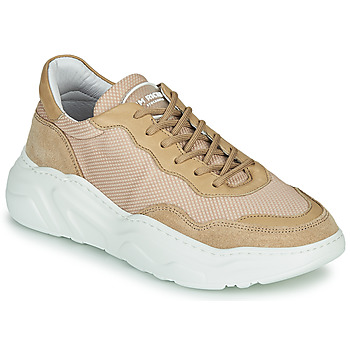 Shoes Women Low top trainers Jim Rickey WINNER Tan