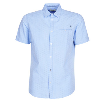 material Men short-sleeved shirts Kaporal CELO Blue