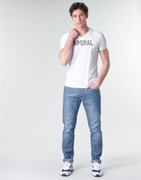 material Men straight jeans Kaporal KEAN Blue / Clear