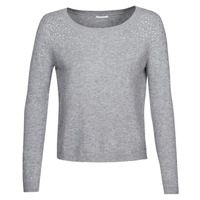 material Women jumpers Ikks BQ18195-23 Grey