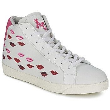 High top trainers American College KISS KISS
