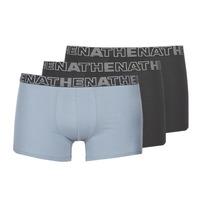 Underwear Men Boxer shorts Athena BASIC COLOR Black / Grey / Black