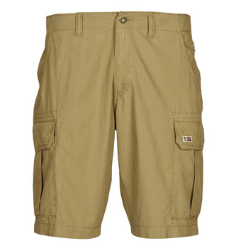 material Men Shorts / Bermudas Napapijri NOTO 4 Camel
