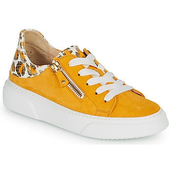 Shoes Women Low top trainers Gabor KURUKU Yellow