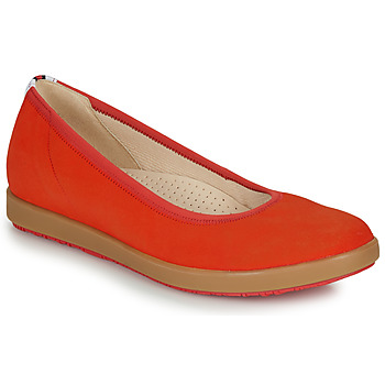 Shoes Women Ballerinas Gabor  Red