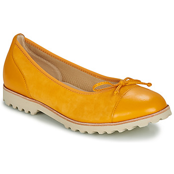 Shoes Women Ballerinas Gabor  Yellow