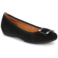 Shoes Women Ballerinas Gabor KITITPI Black