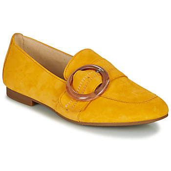 Shoes Women Loafers Gabor  Yellow
