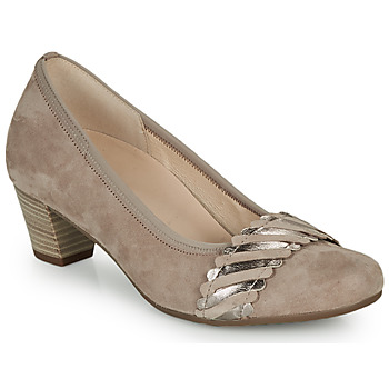 Shoes Women Court shoes Gabor  Beige