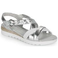 Shoes Women Sandals Gabor KRIZI Silver