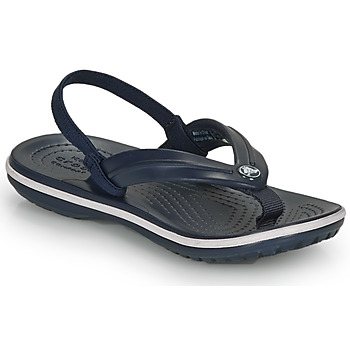 Shoes Children Sandals Crocs CROCBAND STRAP FLIP K Marine