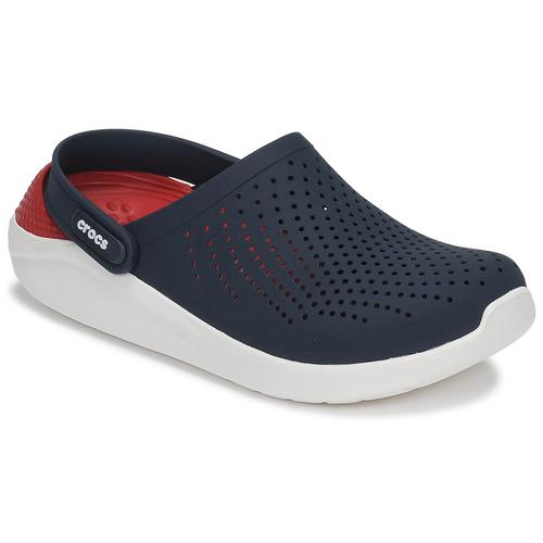 Crocs LITERIDE CLOG Marine / Red - Fast