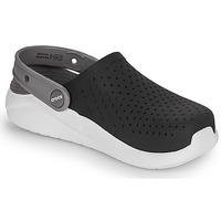 Shoes Children Clogs Crocs LiteRide Clog K Black / White