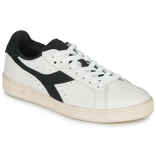 Diadora GAME L LOW USED White / Black