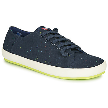 Shoes Men Low top trainers Camper PEU RAMBLA VULCANIZADO Marine