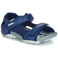 Shoes Children Sandals Camper OUS Blue / Marine