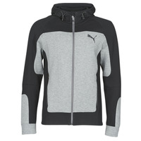 material Men sweaters Puma EVOST HOOD Grey