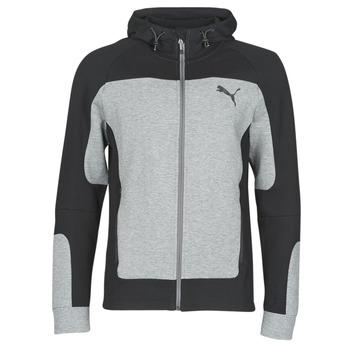 material Men sweaters Puma EVOST HOOD Grey