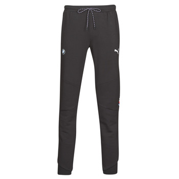 material Men Tracksuit bottoms Puma BMW SWEAT PANT Black