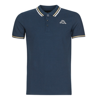 material Men short-sleeved polo shirts Kappa ESMO Blue