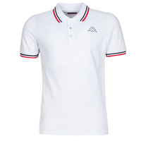 material Men short-sleeved polo shirts Kappa ESMO White