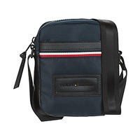 Bags Men Pouches / Clutches Tommy Hilfiger MODERN NYLON MINI REPORTER Marine