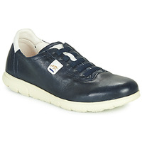 Shoes Men Low top trainers Fluchos IRON Marine / White