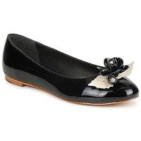 Shoes Women Ballerinas C.Petula MUCHACHA Black