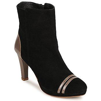 Shoes Women Ankle boots C.Petula KIMBER Black
