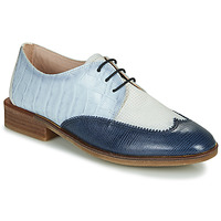 Shoes Women Derby shoes Hispanitas LONDRES Blue / White