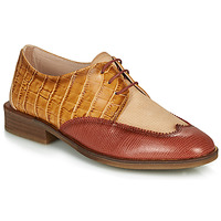 Shoes Women Derby shoes Hispanitas LONDRES Brown