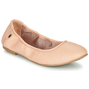 Shoes Women Ballerinas Minnetonka ANNA Pink