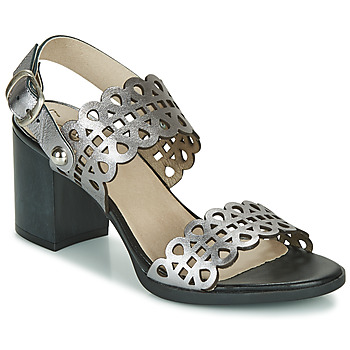 Shoes Women Sandals Dorking NORQUI Silver