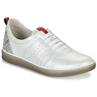 Shoes Women Low top trainers Dorking KAREN Agent / Red / Grey