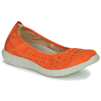 Shoes Women Ballerinas Dorking SILVER Orange