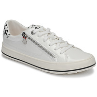 Shoes Women Low top trainers S.Oliver NASTOUKI White