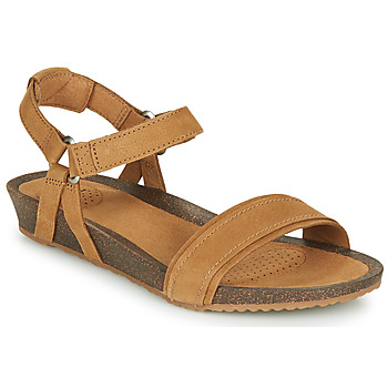 Shoes Women Sandals Teva MAHONIA STITCH Brown