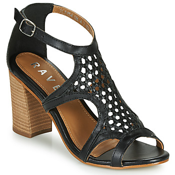 Shoes Women Sandals Ravel COREEN Black