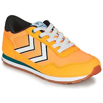 Shoes Children Low top trainers Hummel REFLEX JR Yellow