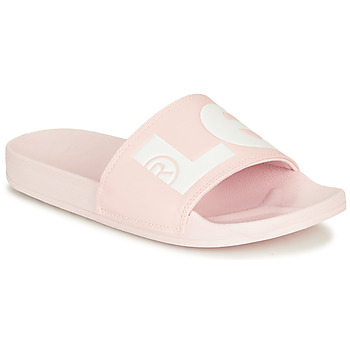 Shoes Women Sliders Levi's JUNE L S Pink