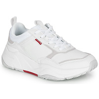 Shoes Women Low top trainers Levi's WEST White