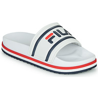 Shoes Women Sliders Fila MORRO BAY ZEPPA WMN White