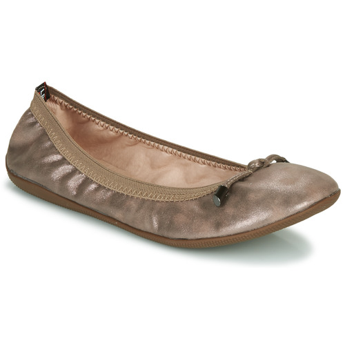 Shoes Women Ballerinas Les Petites Bombes AVA Bronze