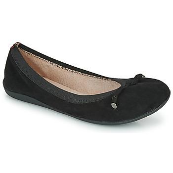 Shoes Women Ballerinas Les Petites Bombes AVA Black
