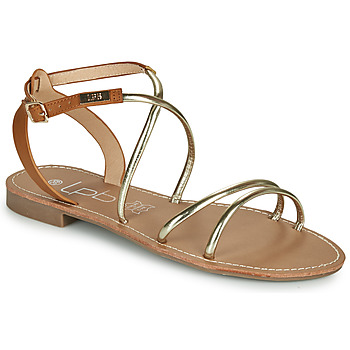 Shoes Women Sandals Les Petites Bombes EDEN Gold